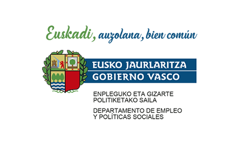 Gobierno Vasco - Departamento de empleo y políticas sociales